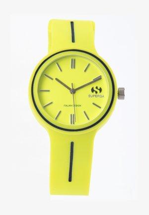BASIC - Horloge - giallo fluo