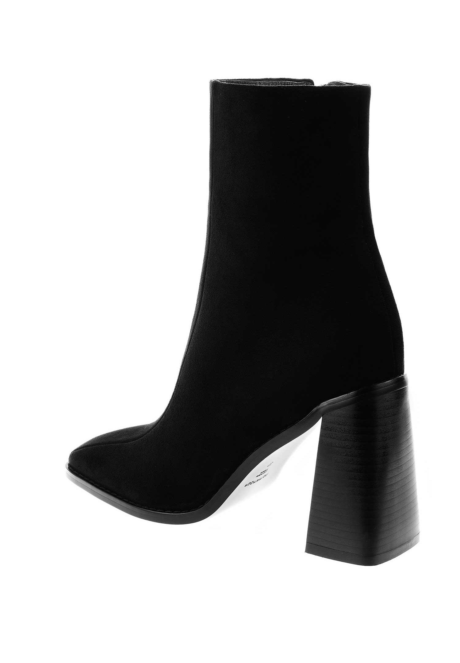 PRIMA MODA GAIOLE  High Heel Stiefelette czarny/schwarz