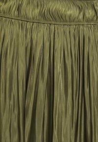 comma - KURZ - A-line skirt - deep green - 2