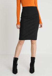 Morgan - Pencil skirt - noir - 0