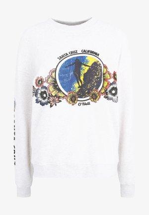 OHLONE - Sweatshirt - white melee