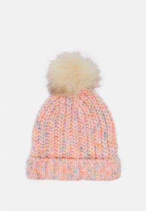 UNISEX - Bonnet - bright pink neon