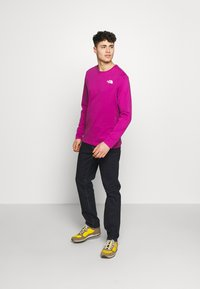 The North Face - MENS TEE - Top s dlouhým rukávem - wild aster purple - 1