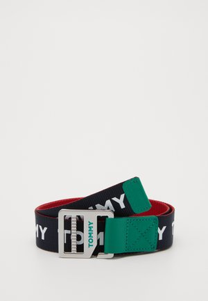 KIDS WEBBING BELT - Pasek - multi-coloured