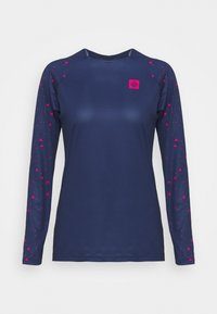 Triple2 - WOMEN - Maglietta a manica lunga - peacoat - 0