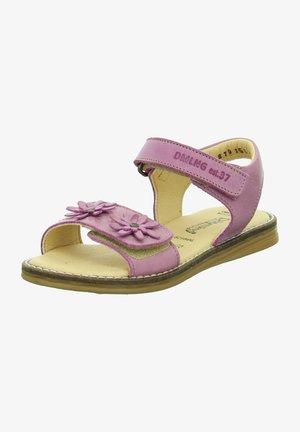 Walking sandals - lavendel