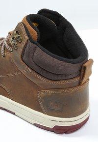 Cat Footwear - COLFAX - Veterboots - dark beige - 5