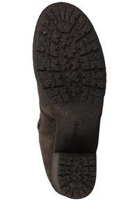 Rieker - Korte laarzen - anthracite/black - 4