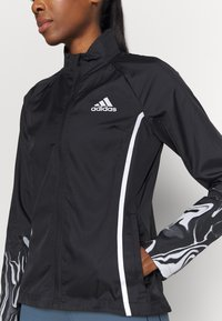adidas Performance - GLAM ON - Løbejakker - black - 4