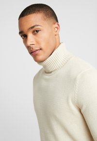 Jack & Jones - JORCLAY ROLL NECK - Trui - silver birch - 3