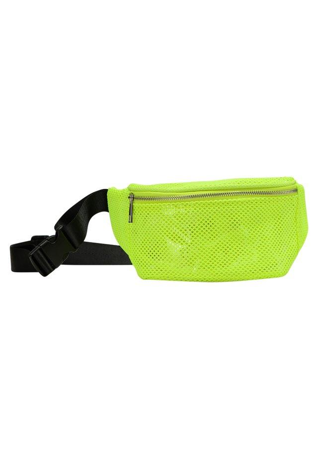 GÜRTELTASCHE - Bum bag - neon green