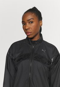 Puma - TRAIN JACKET - Training jacket - black - 3
