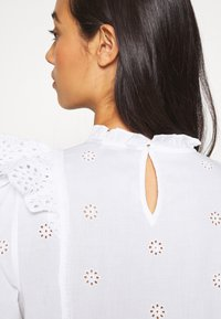 New Look - DOLLY CUTWORK - Bluser - white - 4