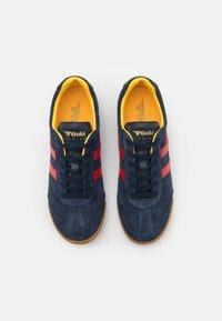 Gola - HARRIER - Sneakers - navy/red/sun - 3