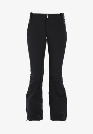 ROFFE RIDGE - Snow pants - black