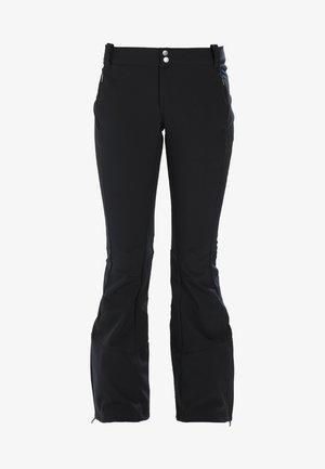 ROFFE RIDGE - Spodnie narciarskie - black