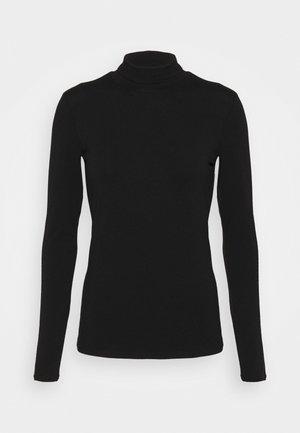 MULTIF - Long sleeved top - black