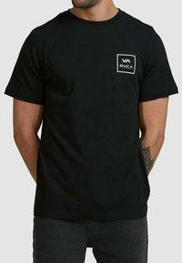 RVCA - ALL THE WAYS - Print T-shirt - black - 2