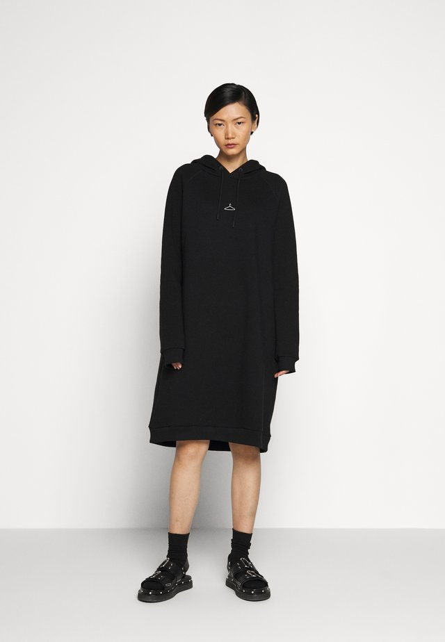 HANG WIDE - Robe d'été - black