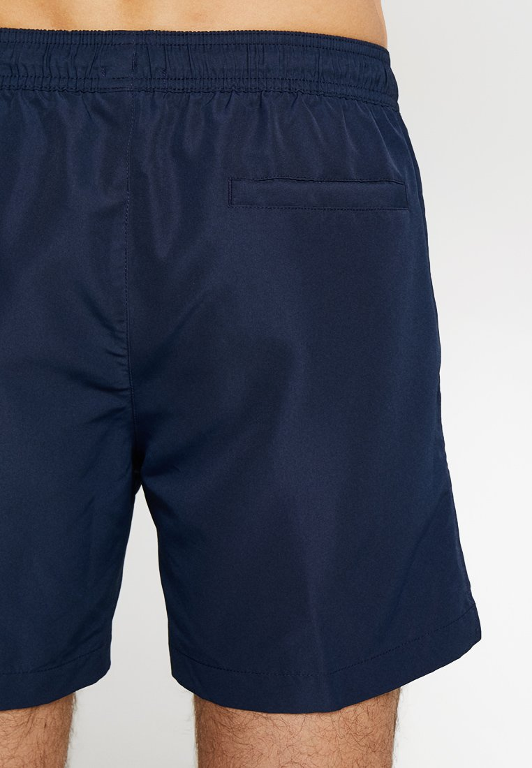 Calvin Klein Swimwear MEDIUM DRAWSTRING - Szorty kąpielowe - blue shadow - Odzież męska 2020