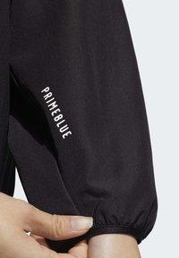 adidas Performance - ADIDAS W.N.D. JACKET - Training jacket - black - 5