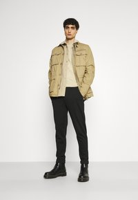 Schott - REDWOOD - Summer jacket - sand - 1