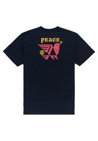 Element - ONSLOW - Print T-shirt - eclipse navy - 1