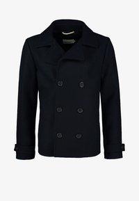 Pier One - Krátký kabát - navy - 6