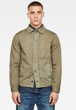 SCUTAR - Summer jacket - green