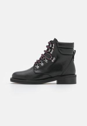 ARAMISTER - Lace-up ankle boots - noir