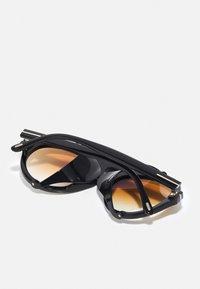 Tom Ford - UNISEX - Occhiali da sole - shiny black/smoke - 3