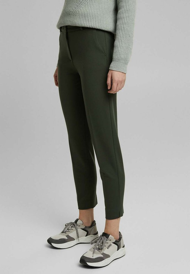 SMART  - Bukser - khaki green