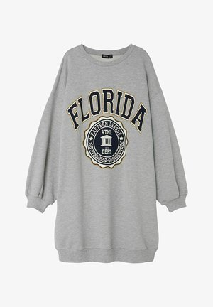 FLORIDA - Day dress - light grey melange