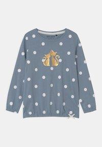 Blue Seven - KIDS GIRLS  - Long sleeved top - mittelblau - 0
