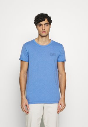 Print T-shirt - water sport blue