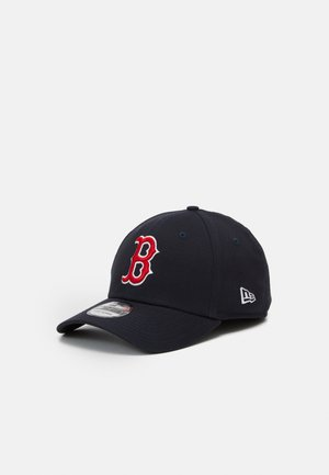 LEAGUE ESSENTIAL 39THIRTY UNISEX - Cap - black/red