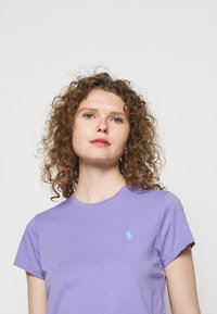 Polo Ralph Lauren - Basic T-shirt - hyacinth - 3
