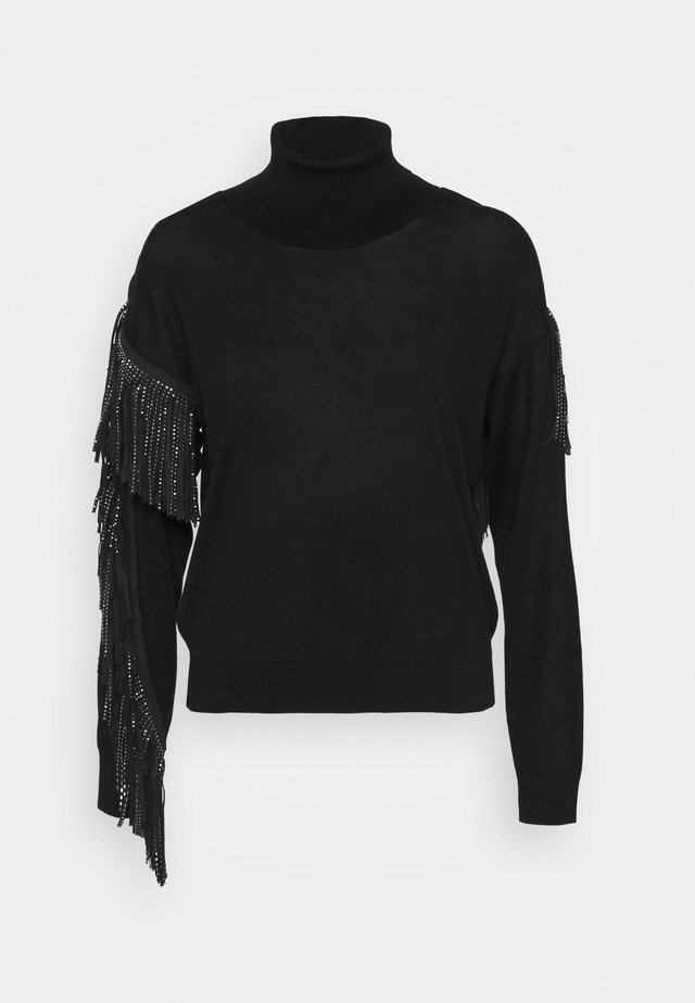 LITUANIA - Jumper - black