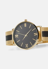 Pier One - SET - Klokke - gold-coloured/black - 4