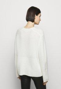 By Malene Birger - AUCUBA - Jumper - soft white - 2