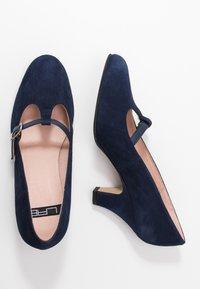 LAB - Classic heels - azul - 3