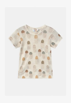 UNISEX - Print T-shirt - offwhite