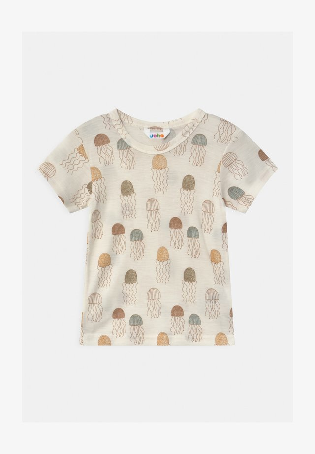 UNISEX - T-shirt con stampa - offwhite