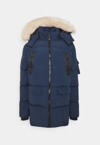 PARELLEX - REVOLT LONG BUBBLE JACKET - Winter coat - navy - 5