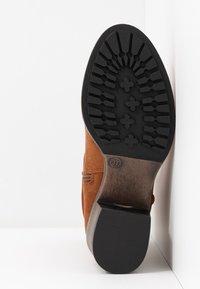 Anna Field - Kotníkové boty - cognac - 6