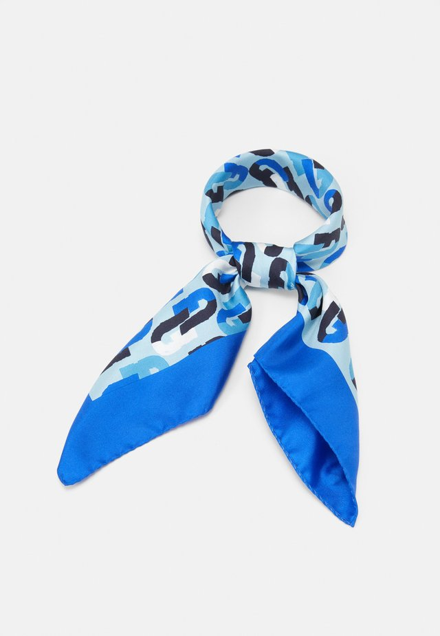 STACY CARRE - Foulard - bluette
