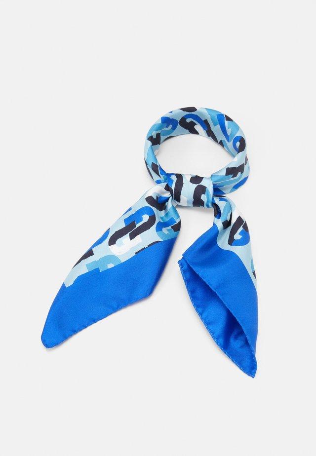 STACY CARRE - Šátek - bluette