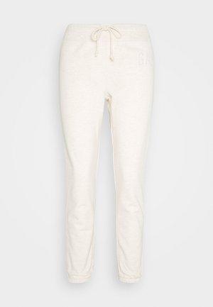 Teplákové kalhoty - oatmeal heather