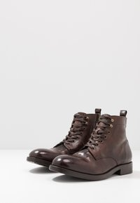 Hudson London - Lace-up ankle boots - brown washed - 2
