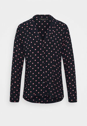 DAISY BLOUSE PABLO - Skjorte - night blue